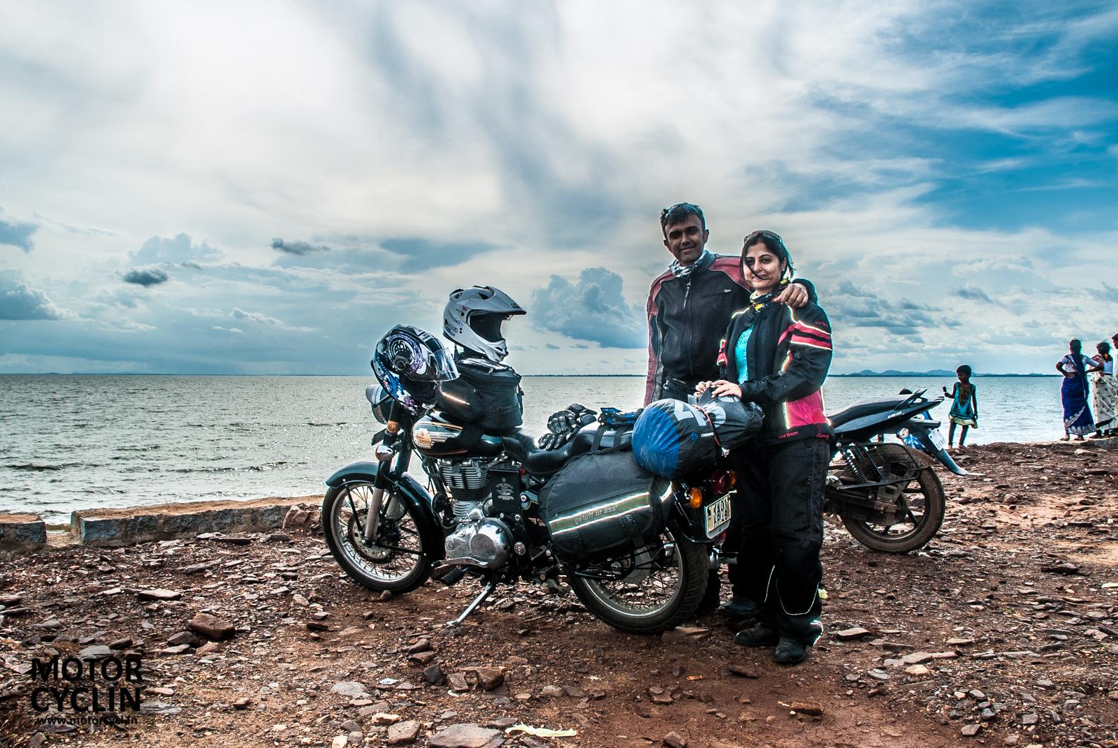 Tumagbhadra Backwaters Bangalore Hampi Abhi Kavitha