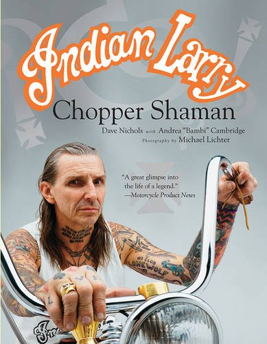 Indian Larry Book