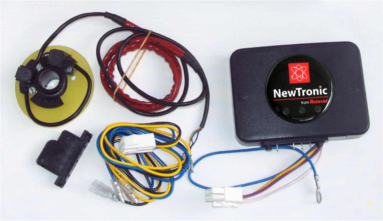 hight resolution of newtronic kit