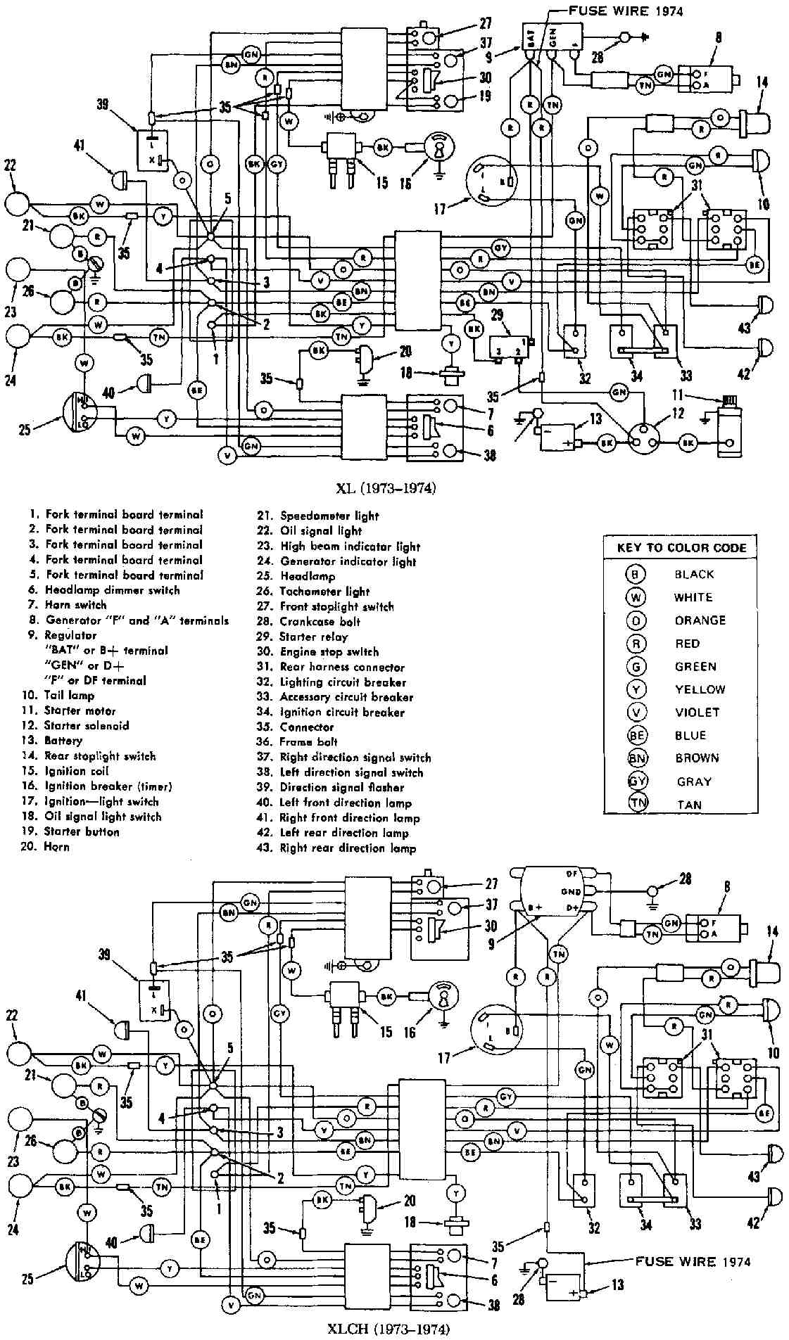 hight resolution of 1977 harley davidson wiring diagram wiring library rh 8 jacobwinterstein com shovelhead wiring diagram wire gauges harley shovelhead oil presure light