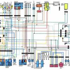 Honda Cb400 Four Wiring Diagram House Electrical Uk Motorcycle Manuals Pdf Diagrams And Fault Codes