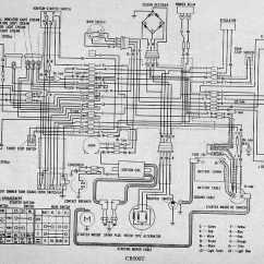 Honda Motorcycle Wiring Diagram Xl100 Plete 2003 Dodge Ram Data Schema Complete Auto Electrical Mt250