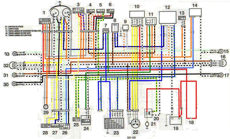Suzuki  Motorcycles Manual PDF Wiring Diagram  Fault Codes