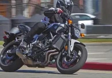 Honda Cb500f Vs Yamaha Fz 07