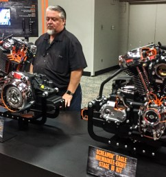 harley davidson milwaukee eight engine display [ 3021 x 1852 Pixel ]