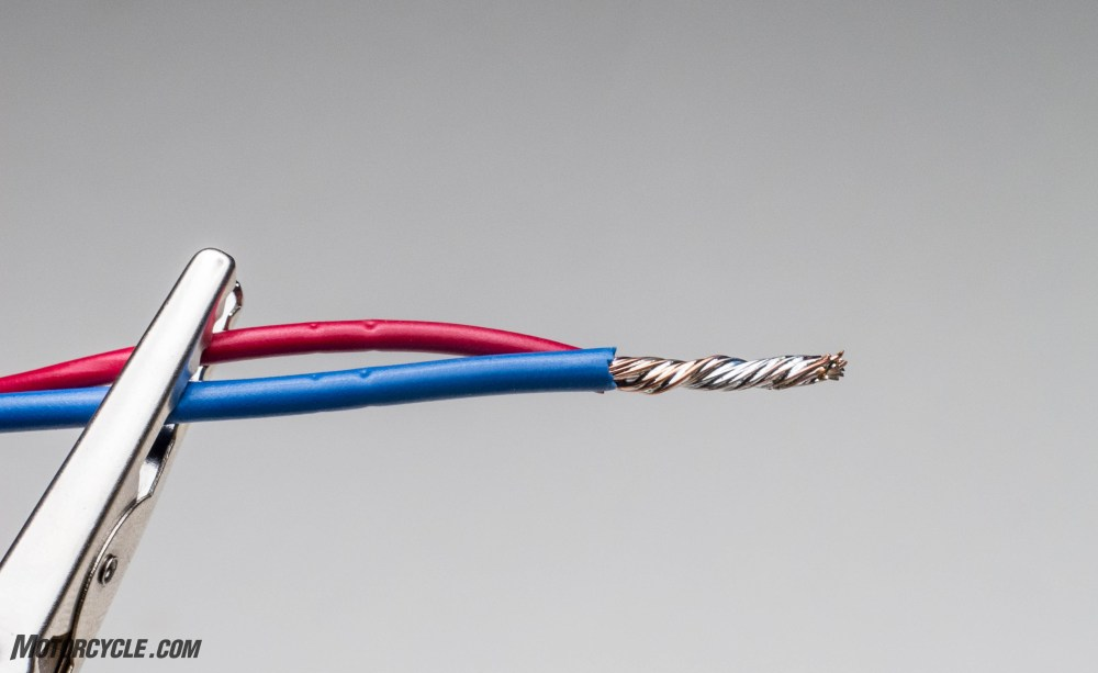 medium resolution of wire splicing pigtail