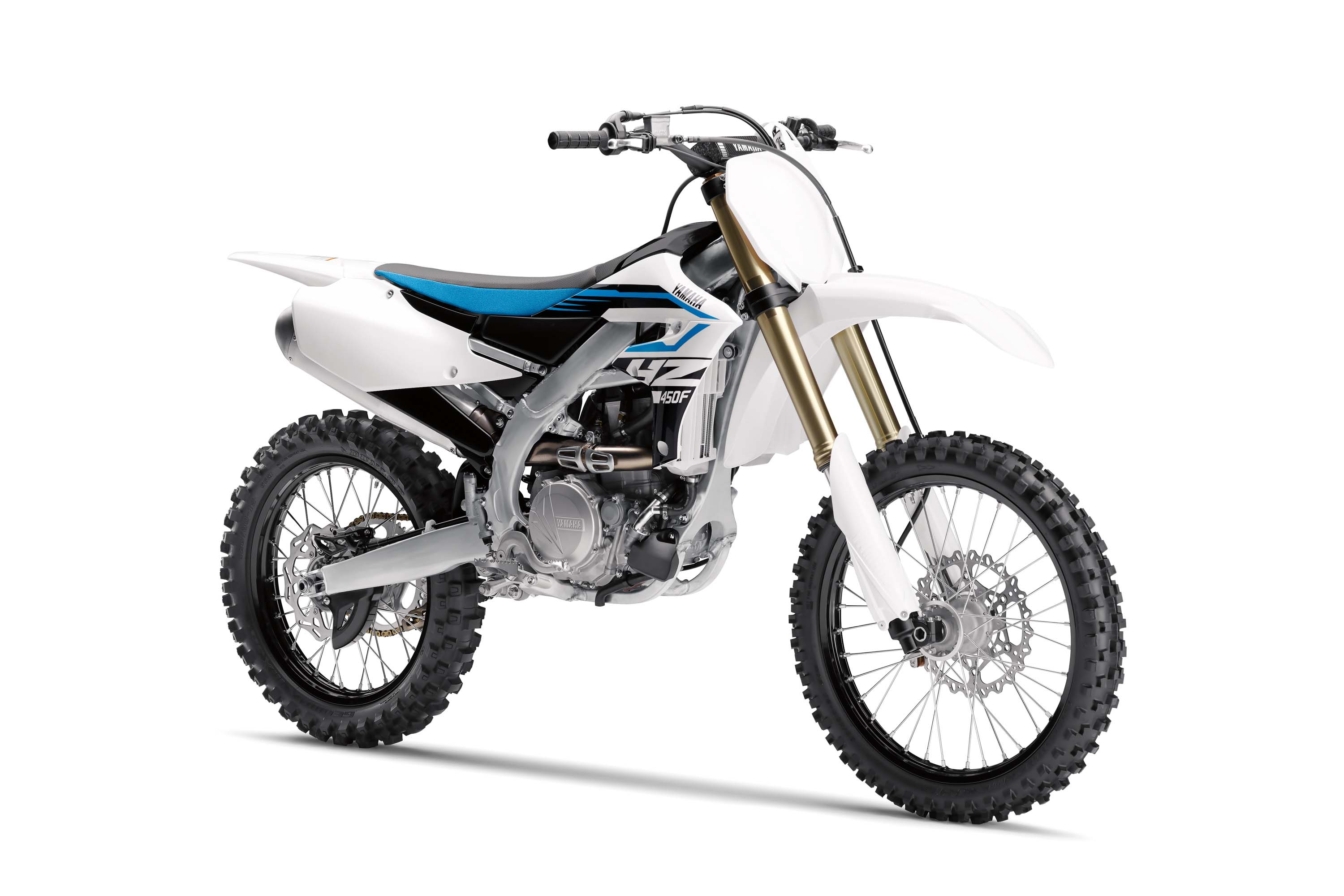 Yamaha Yz450f Preview