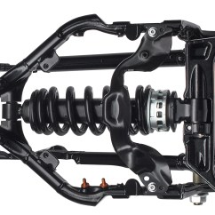 Harley Softail Frame Diagram Case Ih Wiring Davidson Introduces All New 2018 Line When Viewed From Above The Showa Shock Is Located Below Seat Instead Of