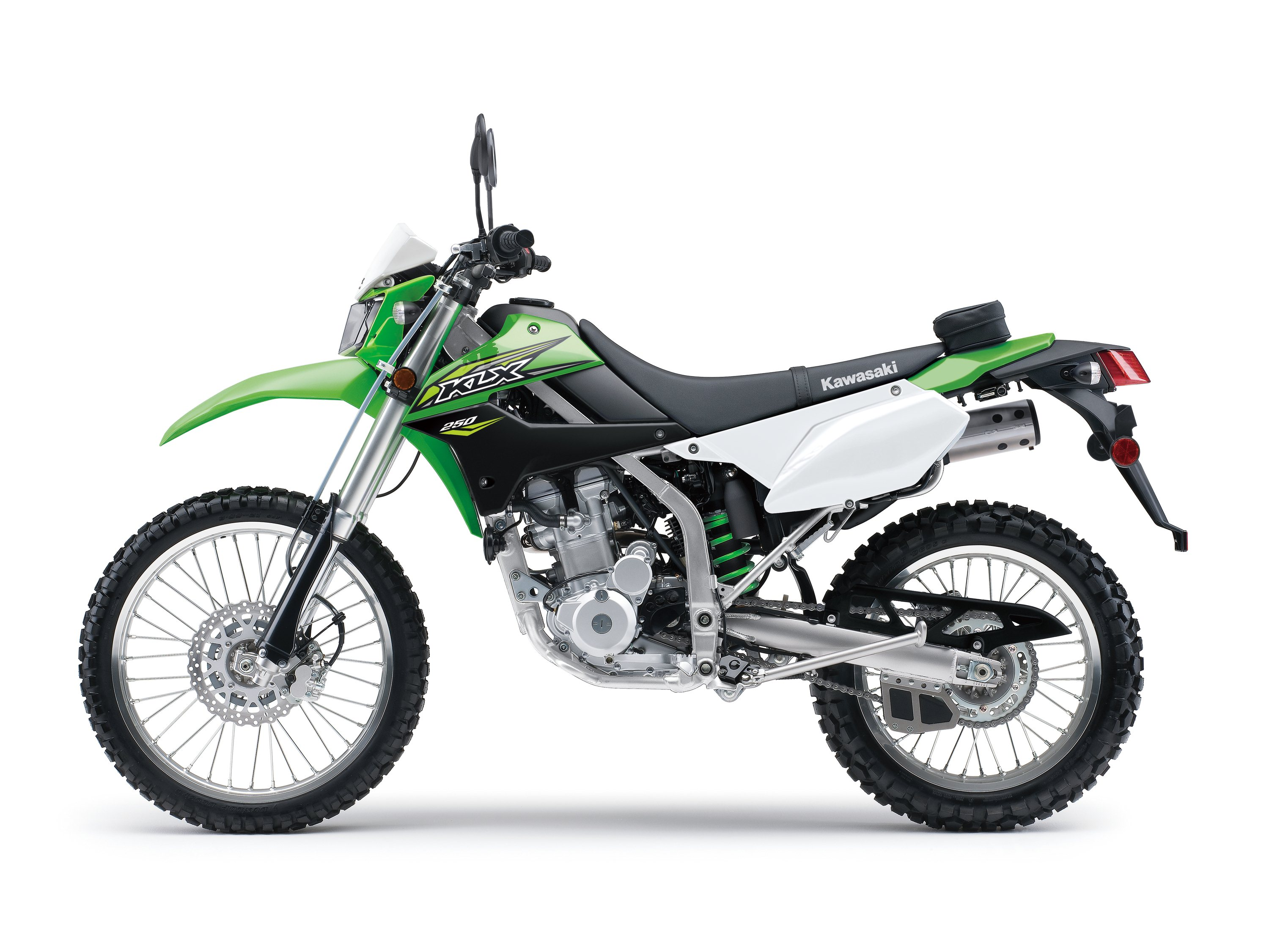 2018 Kawasaki KLX250 Announced + Video