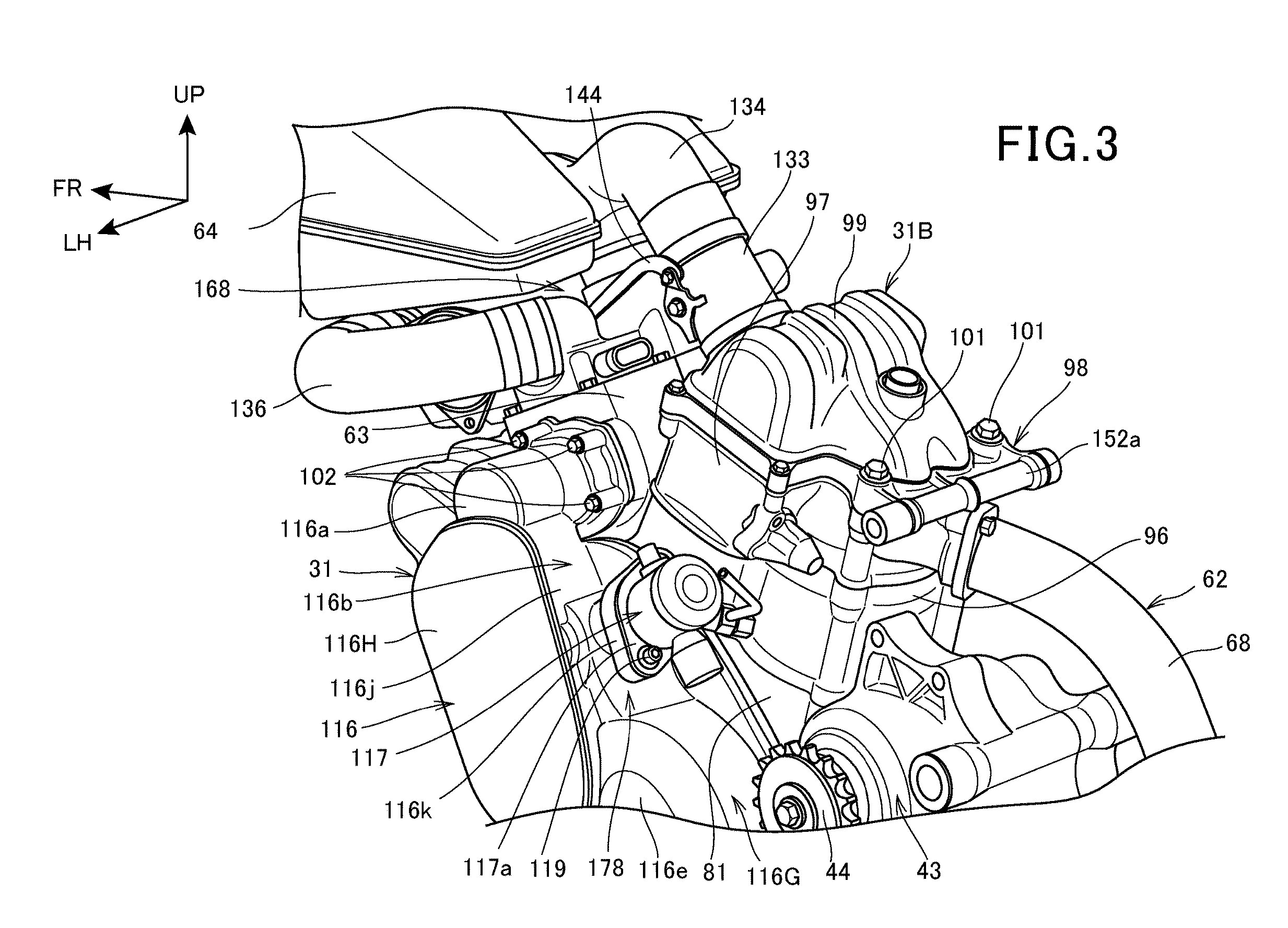 Honda Developing Supercharged V-Twin with Direct Injection