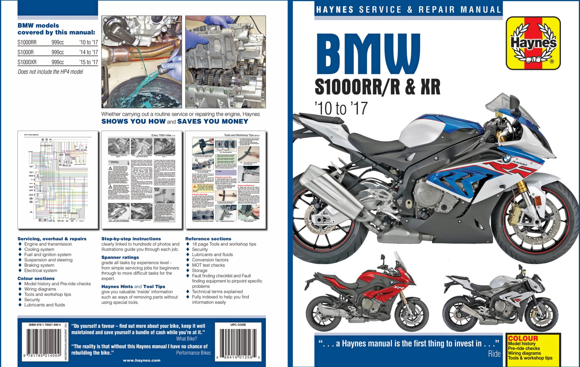 hight resolution of take care of what takes care of you bmw s1000 book