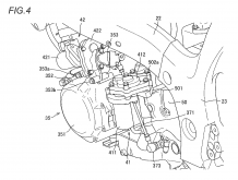 Suzuki Hayaubsa Semi-Automatic Transmission Patents