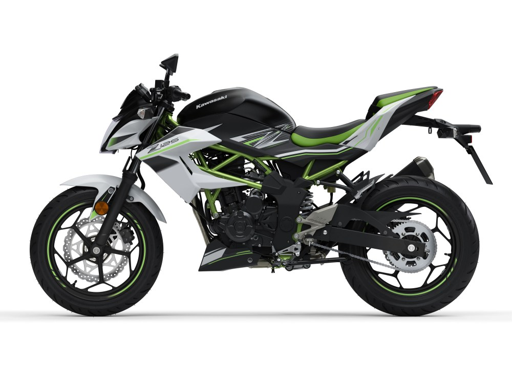 medium resolution of 2019 kawasaki ninja 125 and z125 confirmed for intermot kawasaki 125cc engine diagram