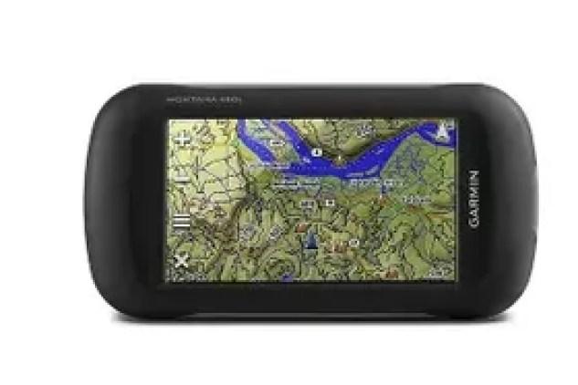 Motorcycle GPS Buyer's Guide - Garmin Montana 680t