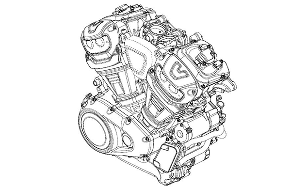 Harley-Davidson's New Middleweight Engine Detailed In