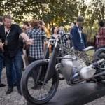 Big boxer BMW Revivial Cycles Birdcage concept