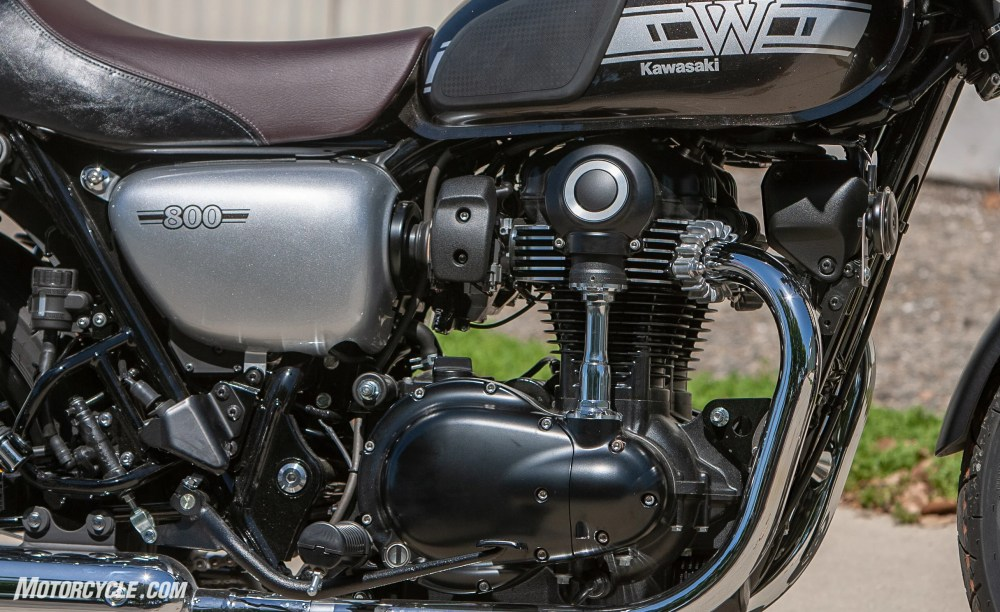 medium resolution of 2019 kawasaki w800 cafe engine