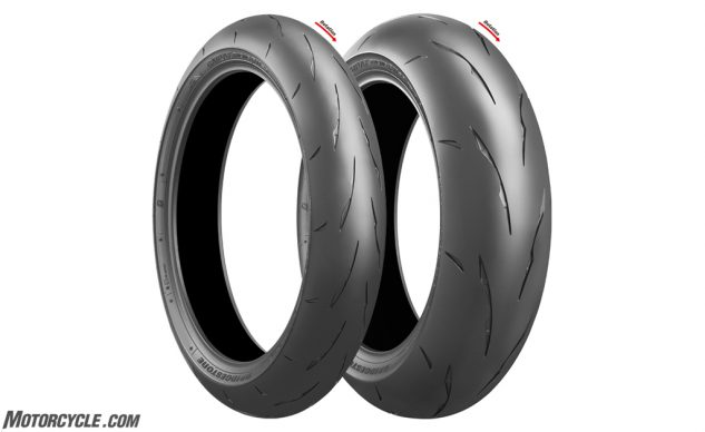 Bridgestone R11 tires