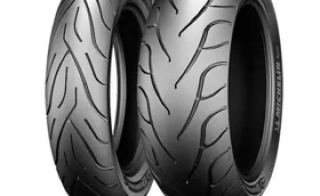 Michelin Commander 2 tires