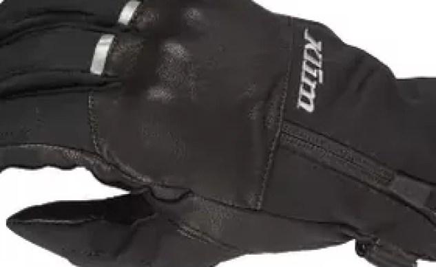 Klim Vanguard GTX Short Gloves