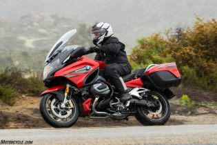 2019 BMW R1250RT Review
