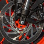 2019 KTM 390 Duke front brake