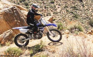 2019 Yamaha YZ250FX Review
