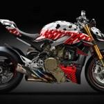 Ducati Streetfighter V4 Prototype