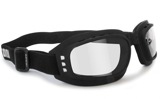 Bertoni Motorcycle Goggles