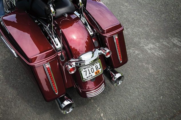 Kuryakyn LED Saddlebag Accent Lights