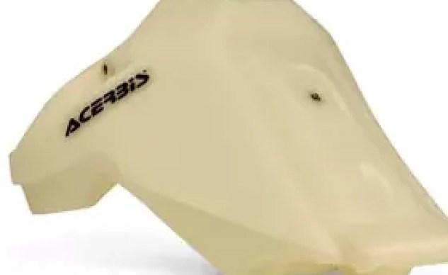 Acerbis off-road gas tank