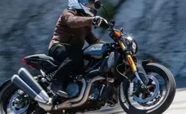 Best Streetfighter / Hooligan Motorcycle of 2019: Indian FTR1200S