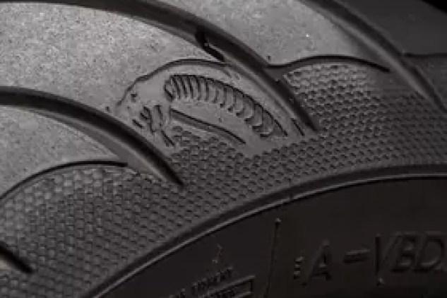 2020 Triumph Rocket 3 Avon Tires