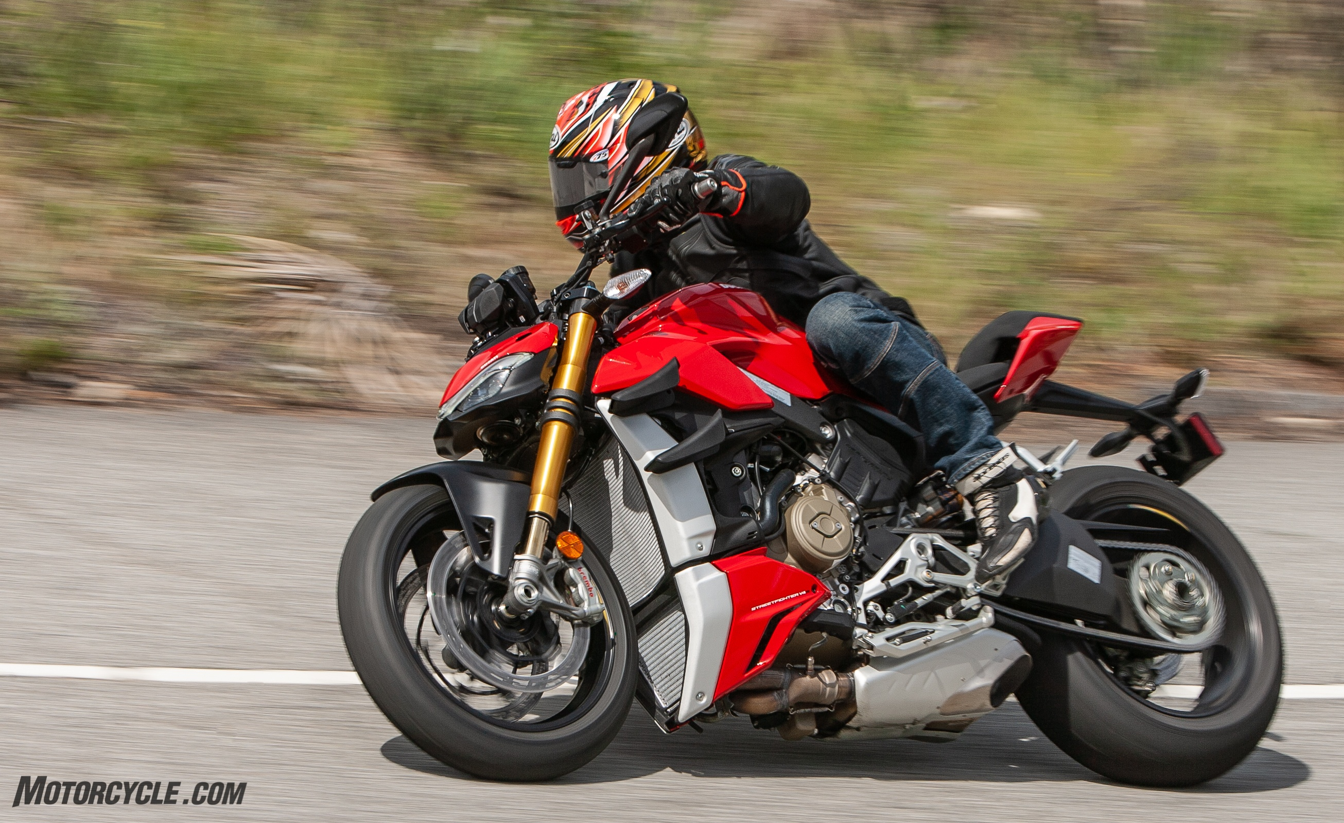 2020 Ducati Streetfighter V4S Review – First Ride | Racebolt USA