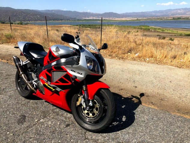 Readers Ride: Beaus Honda RC51 3