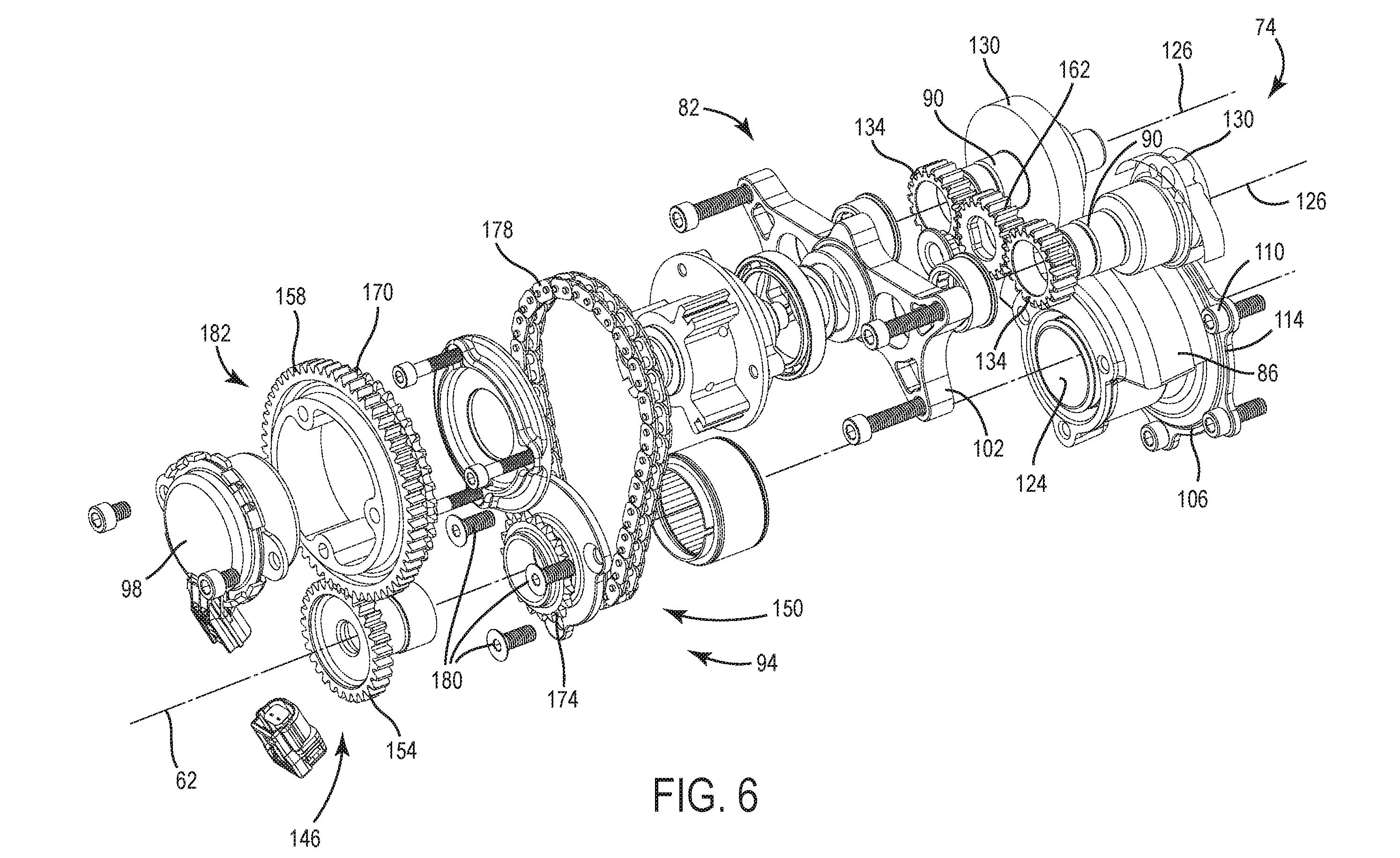 Harley-Davidson Files Patent for New V-Twin Engine with VVT