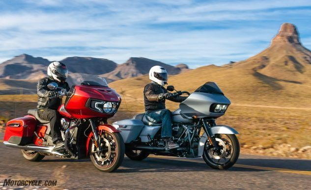 Harley-Davidson vs indian Performance and Style