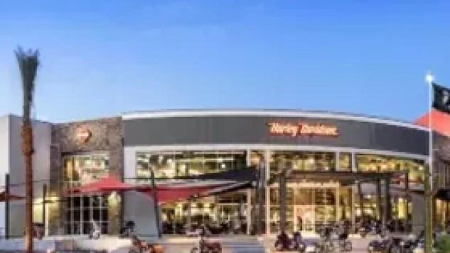 Harley-Davidson of Scottsdale bills itself as the world's biggest.