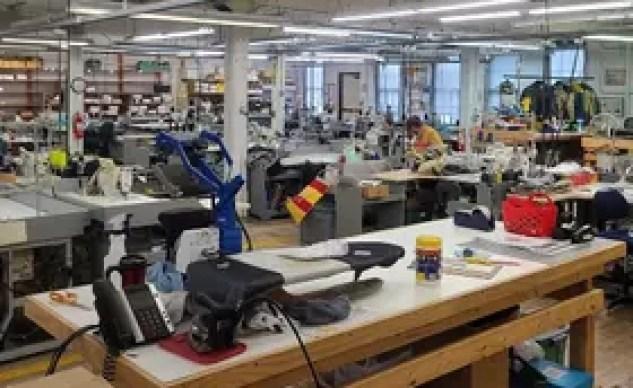 aerostich factory