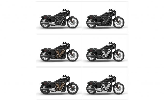 Future Harley-Davidson Sportster