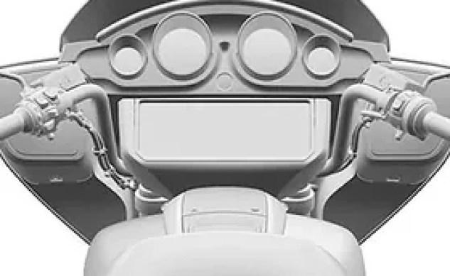 BMW R18B audio system