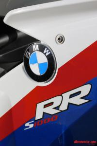 BMW S1000RR. If you want the literbike with the most power, best brakes, a wonderfully compliant chassis and best available options in 2010, these are the only letters and numbers you need to know.