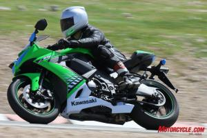 Once near the top of the heap only a year ago, the ZX-10R found itself out of contention for our favorite literbike in 2010. Really, though, picking up a 2010 ZX-10R could be one of the best motorcycle-related decisions of your life if you're a Team Green loyalist. It's the best 10R yet.