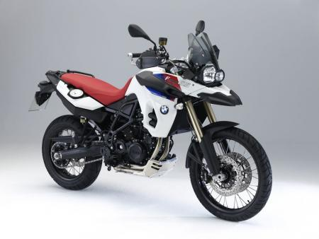 "BMW F800 GS ""30 Years GS"""