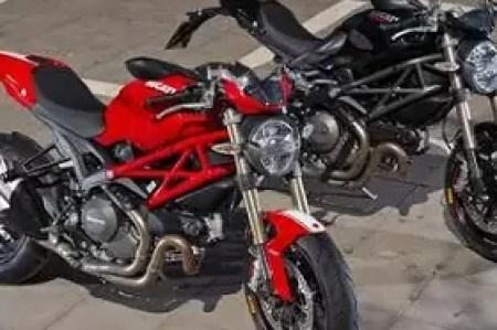 2011 Ducati Monster 1100 EVO
