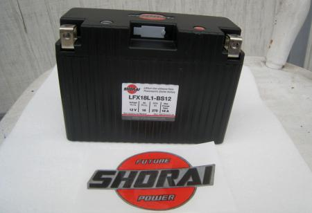 Shorai LFX Battery Review