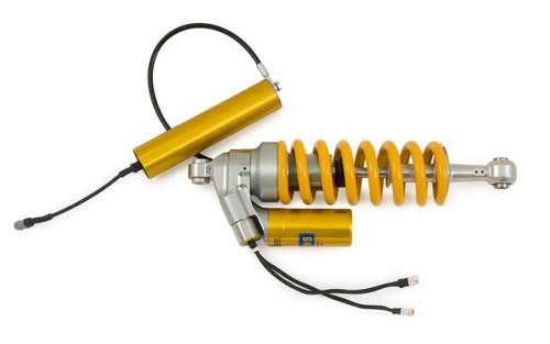 Ohlins Mechatronic Smart Suspension