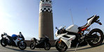2011 Middleweight Sportbike Shootout - Track [Video]