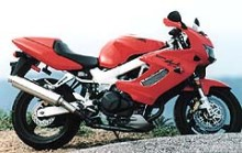 Honda's own: the CBR1100XX as a fast sports-tourer and the VTR1000 as a rider-friendly street-sportbike.