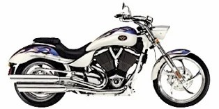 2007 Victory Motorcycle Reviews, Prices and Specs